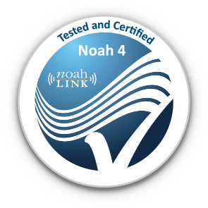 Tested and Certified for Noah 4